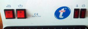 BF072CE передняя панель