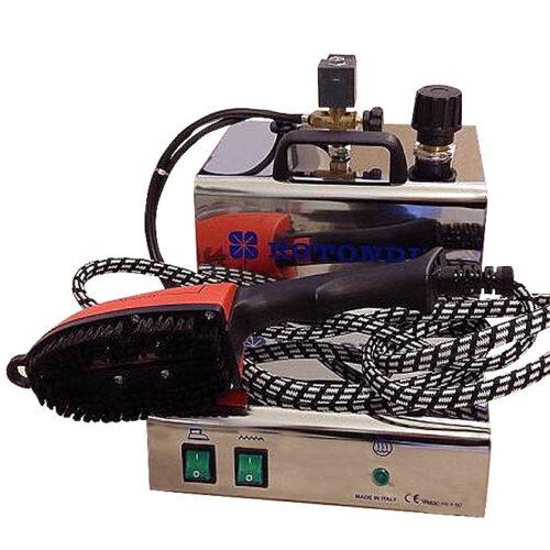 Парогенератор со щёткой для меха Rotondi Mini-3 Inox