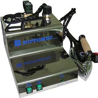 Профессиональный парогенератор Rotondi Mini-3 inox