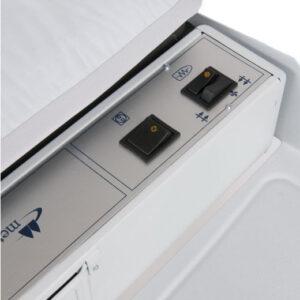 Metalnova Compact Plus панель управления
