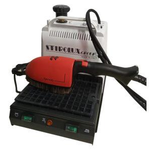 Парогенератор Stirolux VTO с щёткой для отпаривания меха и текстиля