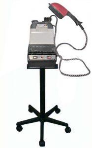 Парогенератор с щеткой Stirolux VTO на подставке