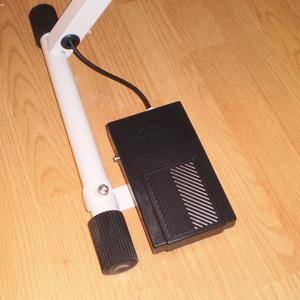 Comelflex педаль управления вакуумом и наддувом.